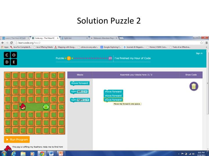 Solution Puzzle 2