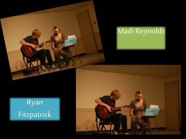 Madi Reynolds
