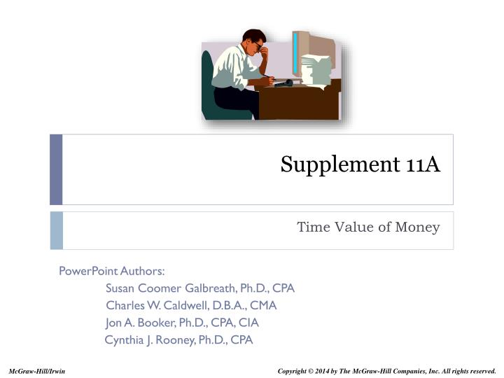 Supplement 11A