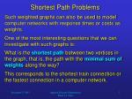 shortest path problems1