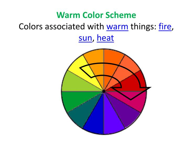 Warm Color Scheme