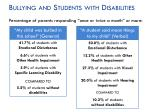 bullying and students with disabilities1