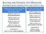 bullying and students with disabilities2