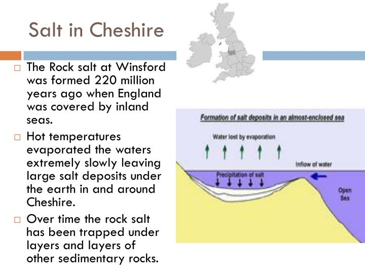 Salt in Cheshire