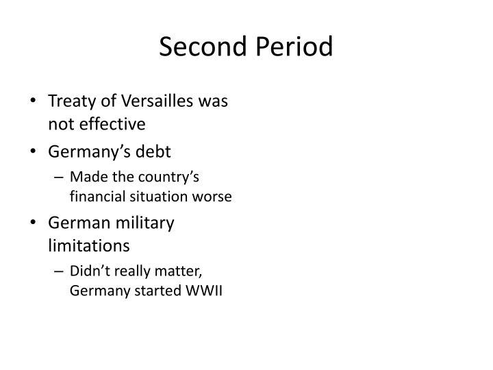 Second Period