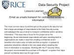 data security project2