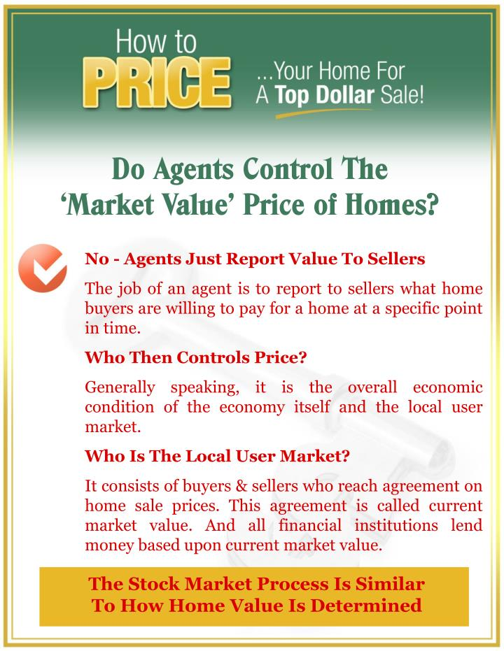 Do Agents Control The
