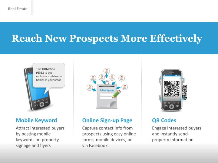 Reach New Prospects More Effectively