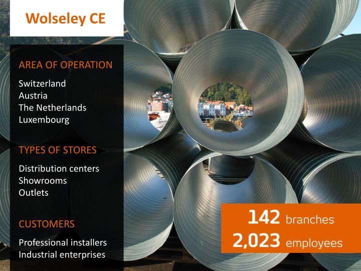 Wolseley CE