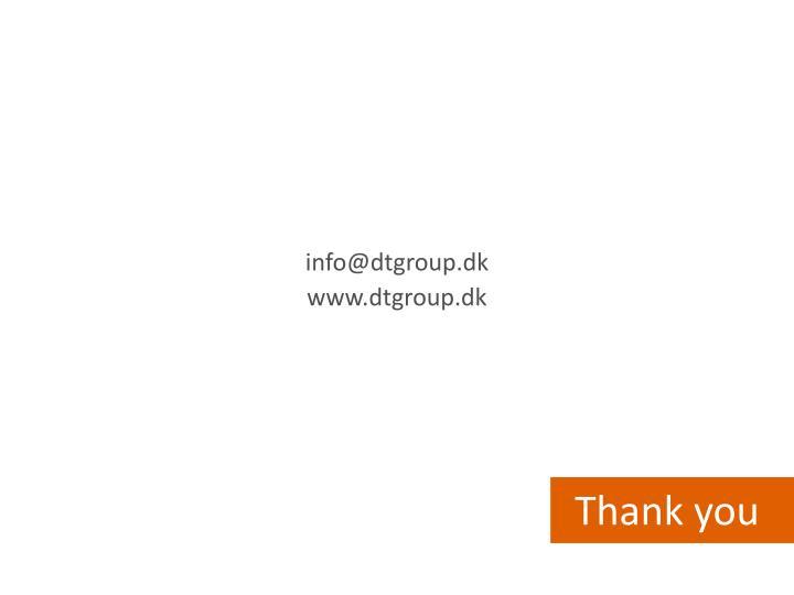 info@dtgroup.dk