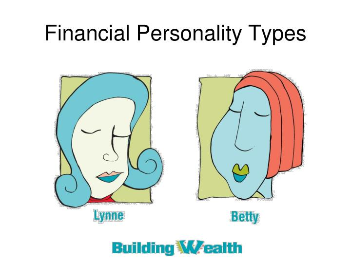 Financial Personality Types