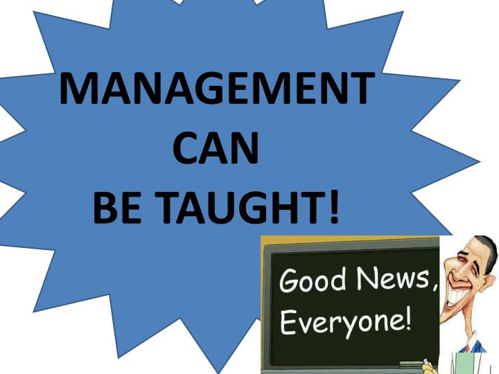MANAGEMENT CAN
