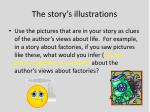 the story s illustrations