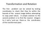 transformation and rotation4