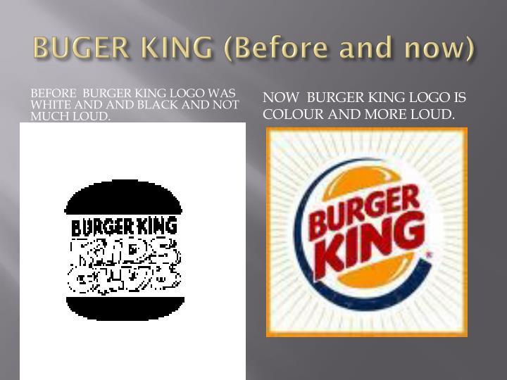 BUGER KING (