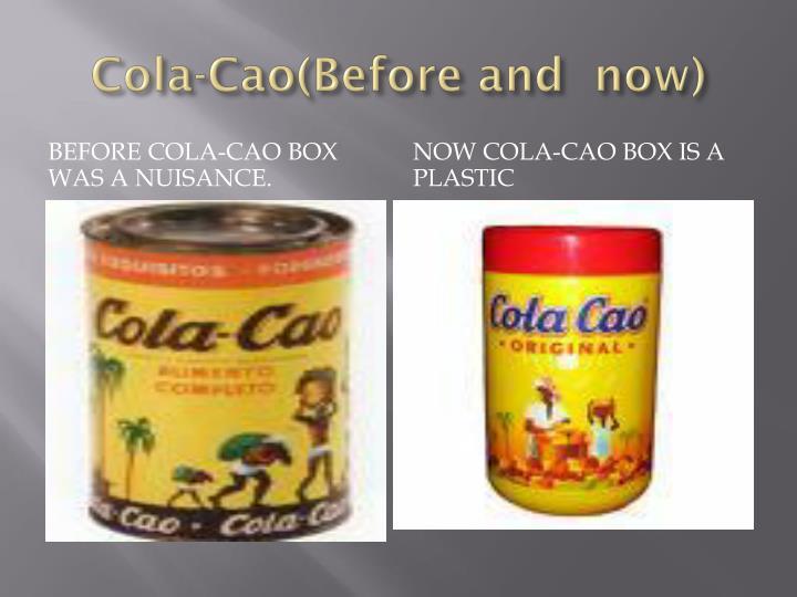 Cola-Cao(