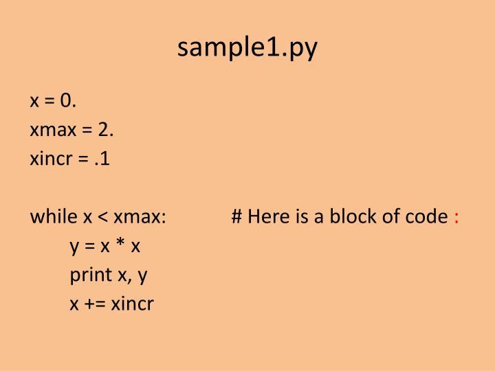 sample1.py