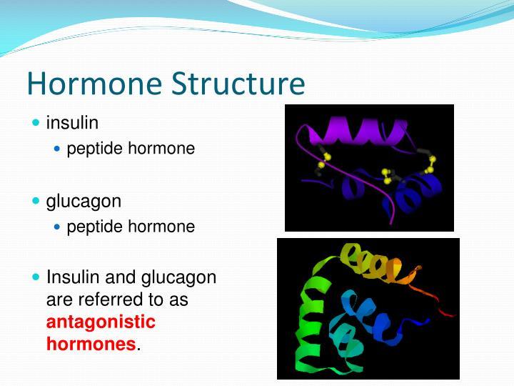 Hormone Structure