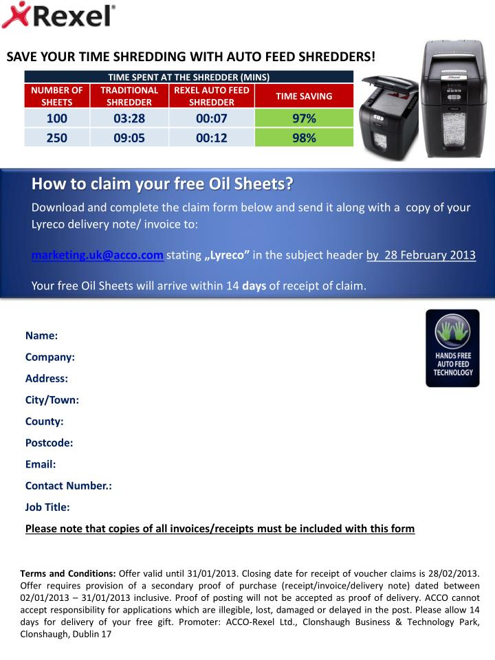 SAVE YOUR TIME SHREDDING WITH AUTO FEED SHREDDERS!