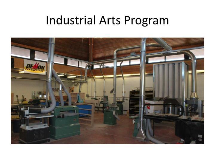 Industrial Arts Program