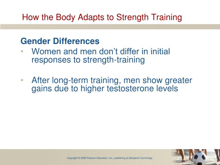 How the Body Adapts to Strength Training