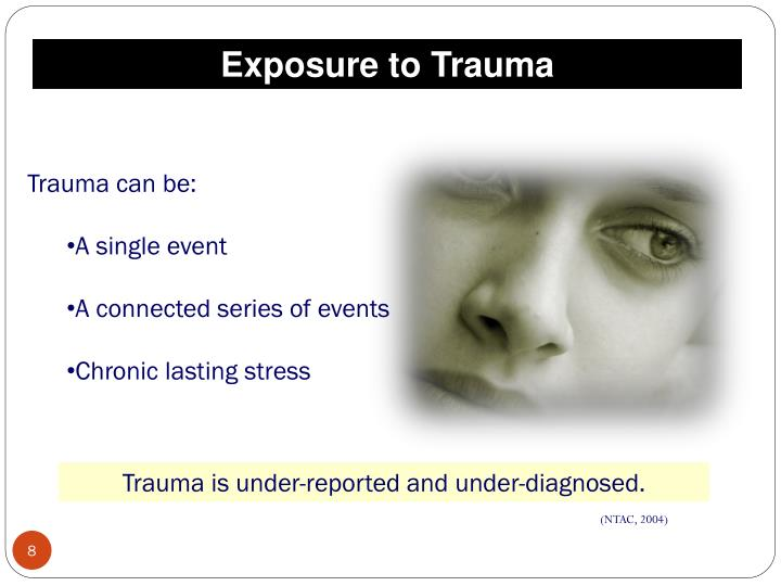 Exposure to Trauma