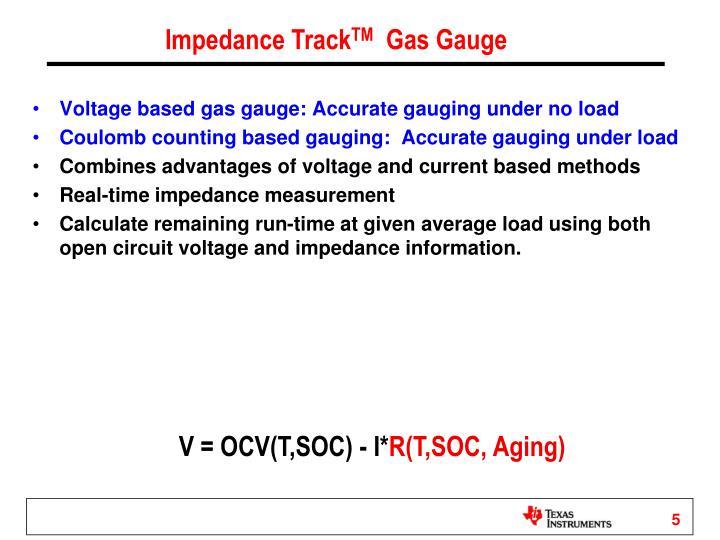 Impedance Track