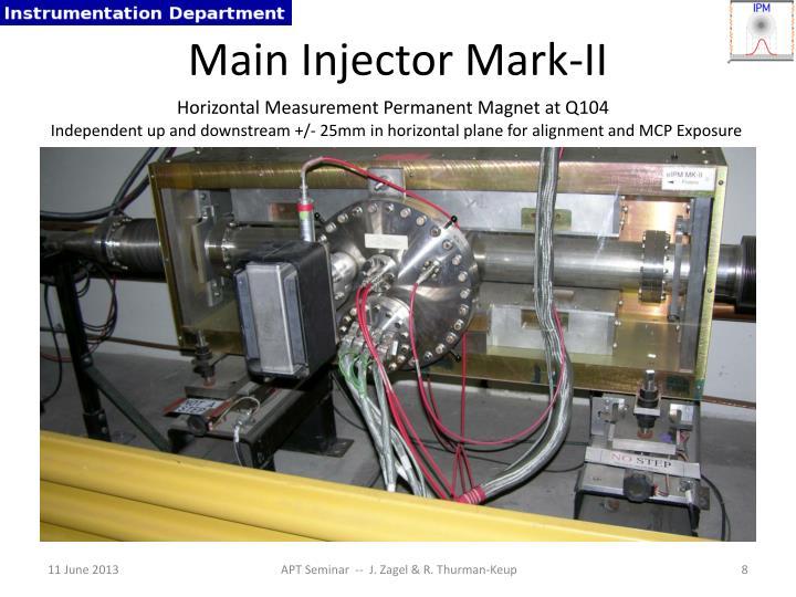Main Injector Mark-II
