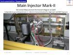 main injector mark ii