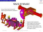 mark iii model