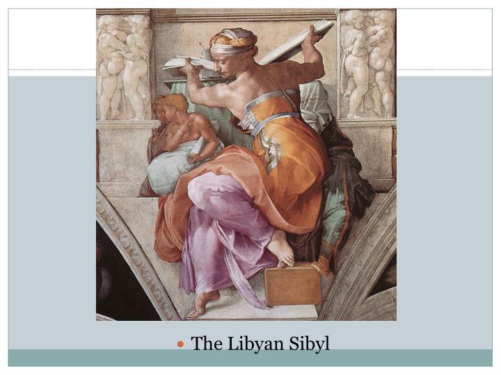 The Libyan Sibyl