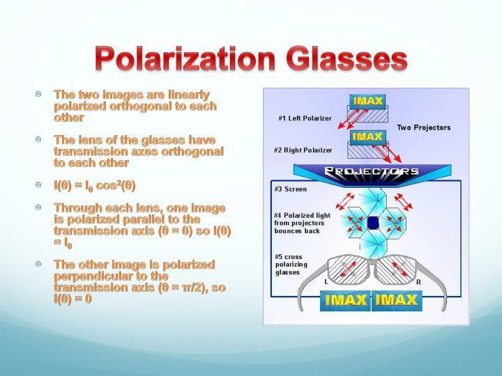 Polarization Glasses