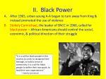 ii black power