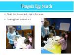 penguin egg search