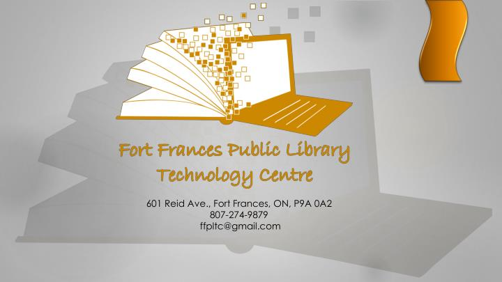 601 Reid Ave., Fort Frances, ON, P9A