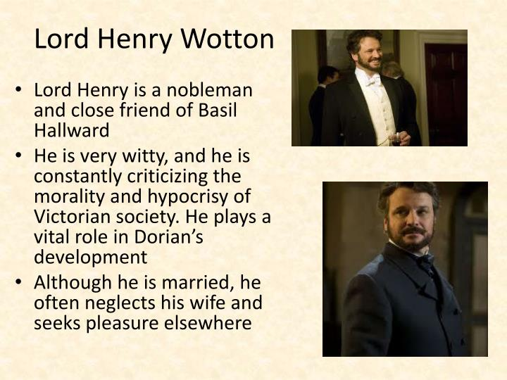 Lord Henry Wotton