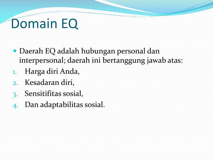 Domain EQ