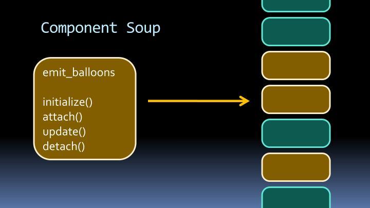 Component Soup