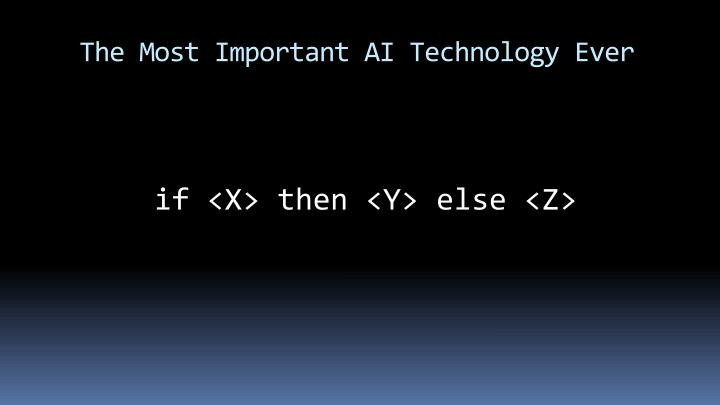 The Most Important AI Technology Ever