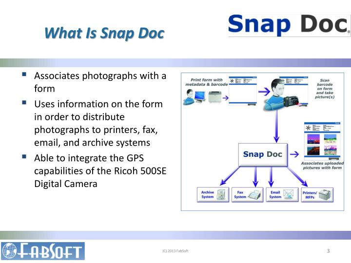 What Is Snap Doc