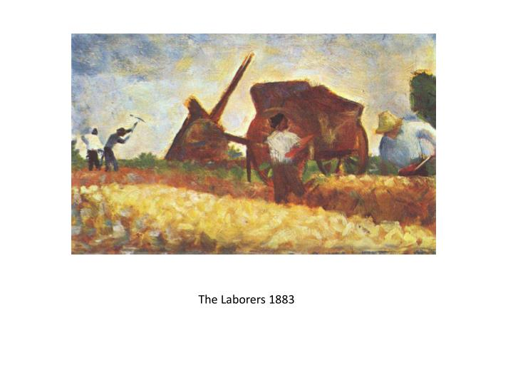 The Laborers 1883