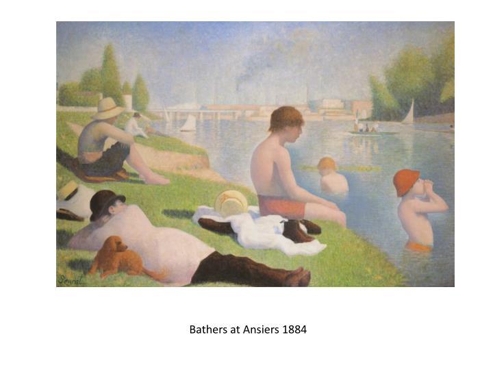 Bathers at