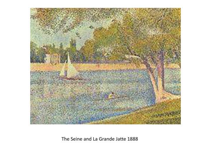 The Seine and La Grande