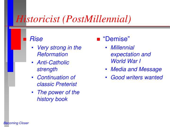 Historicist (