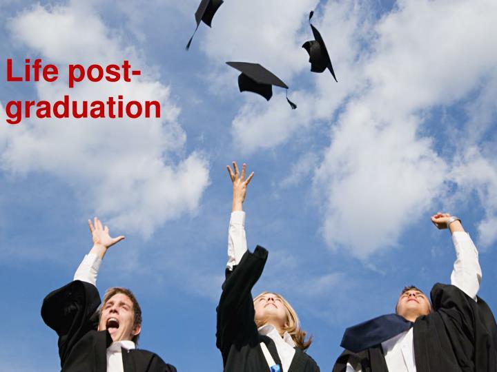 Life post-MBA