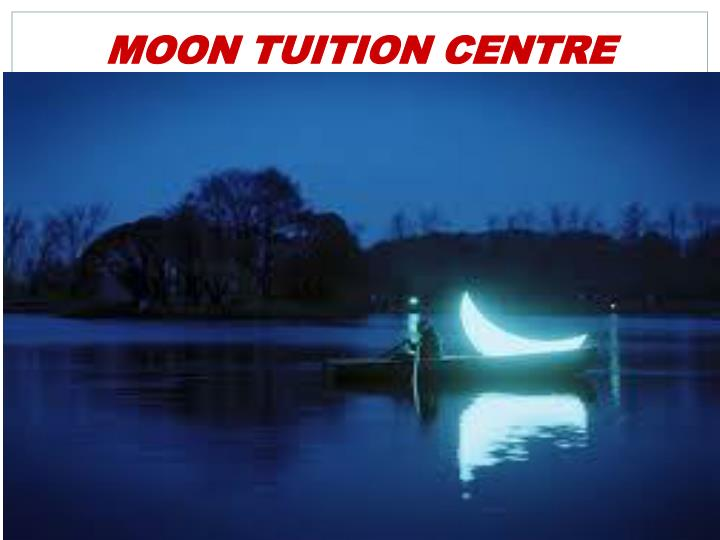 Moon tuition centre