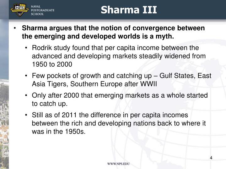 Sharma III