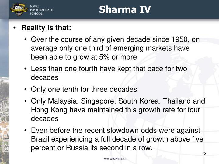 Sharma IV