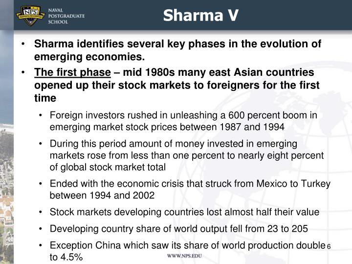 Sharma V