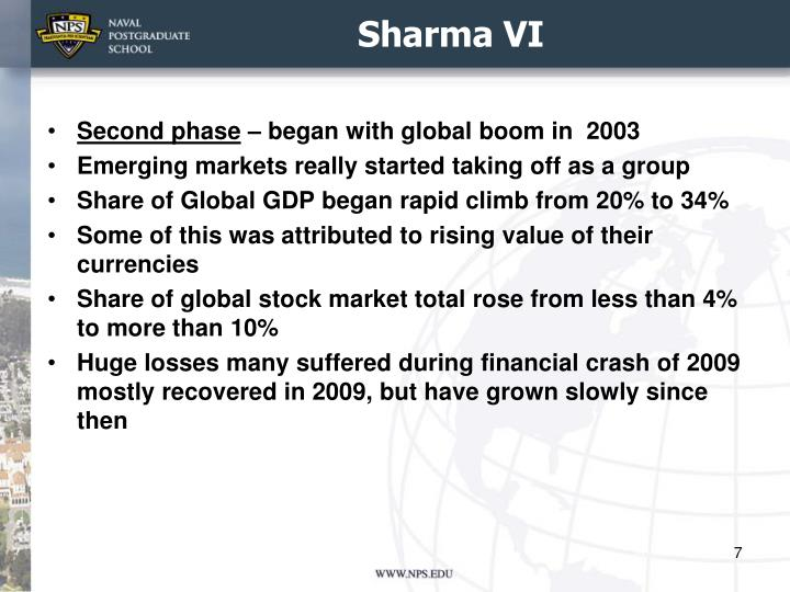 Sharma VI